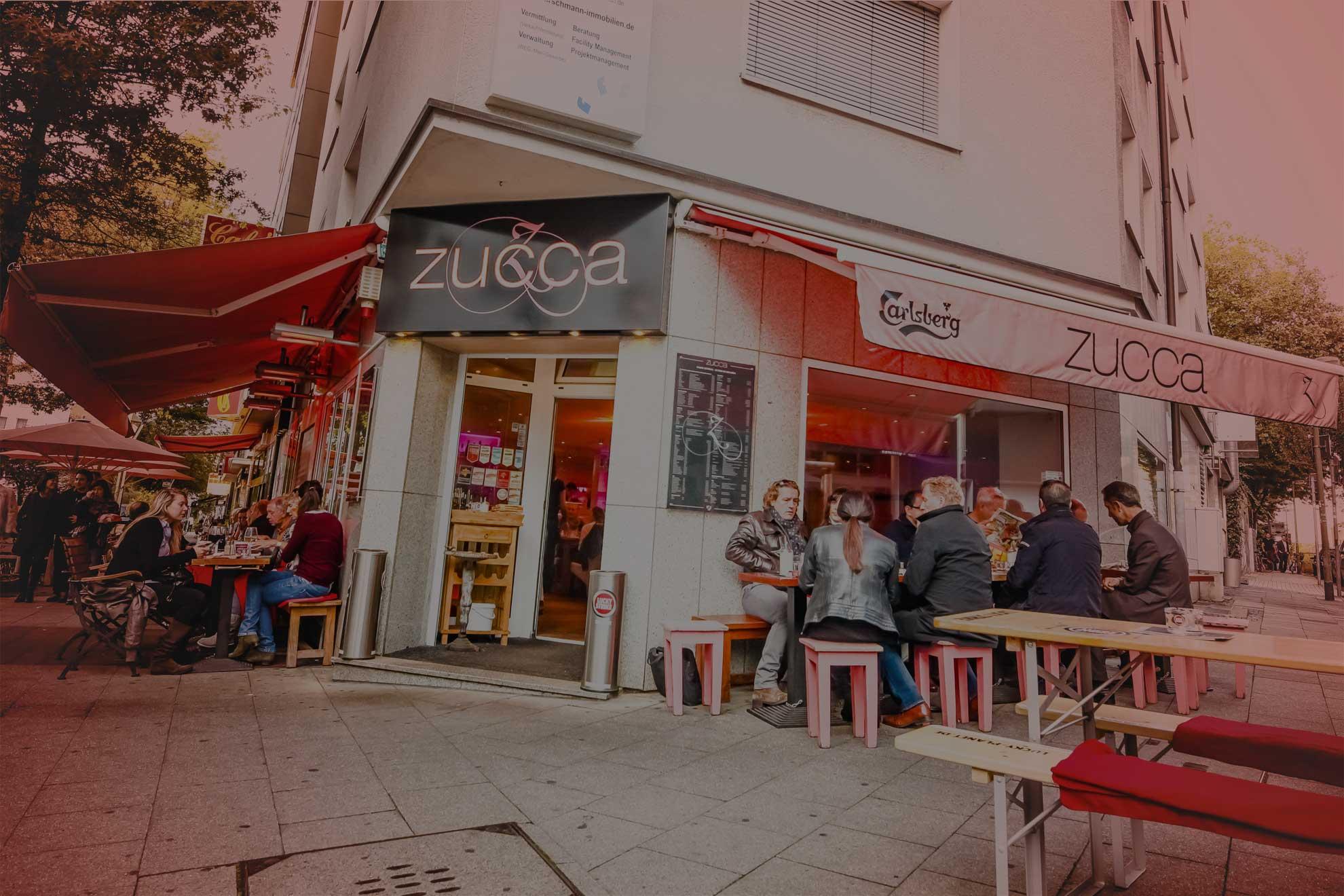 Zucca Cafe Essen