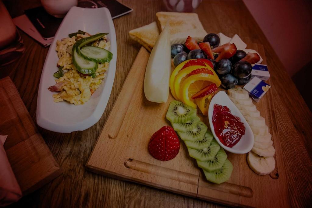 Frühstücken im Zucca